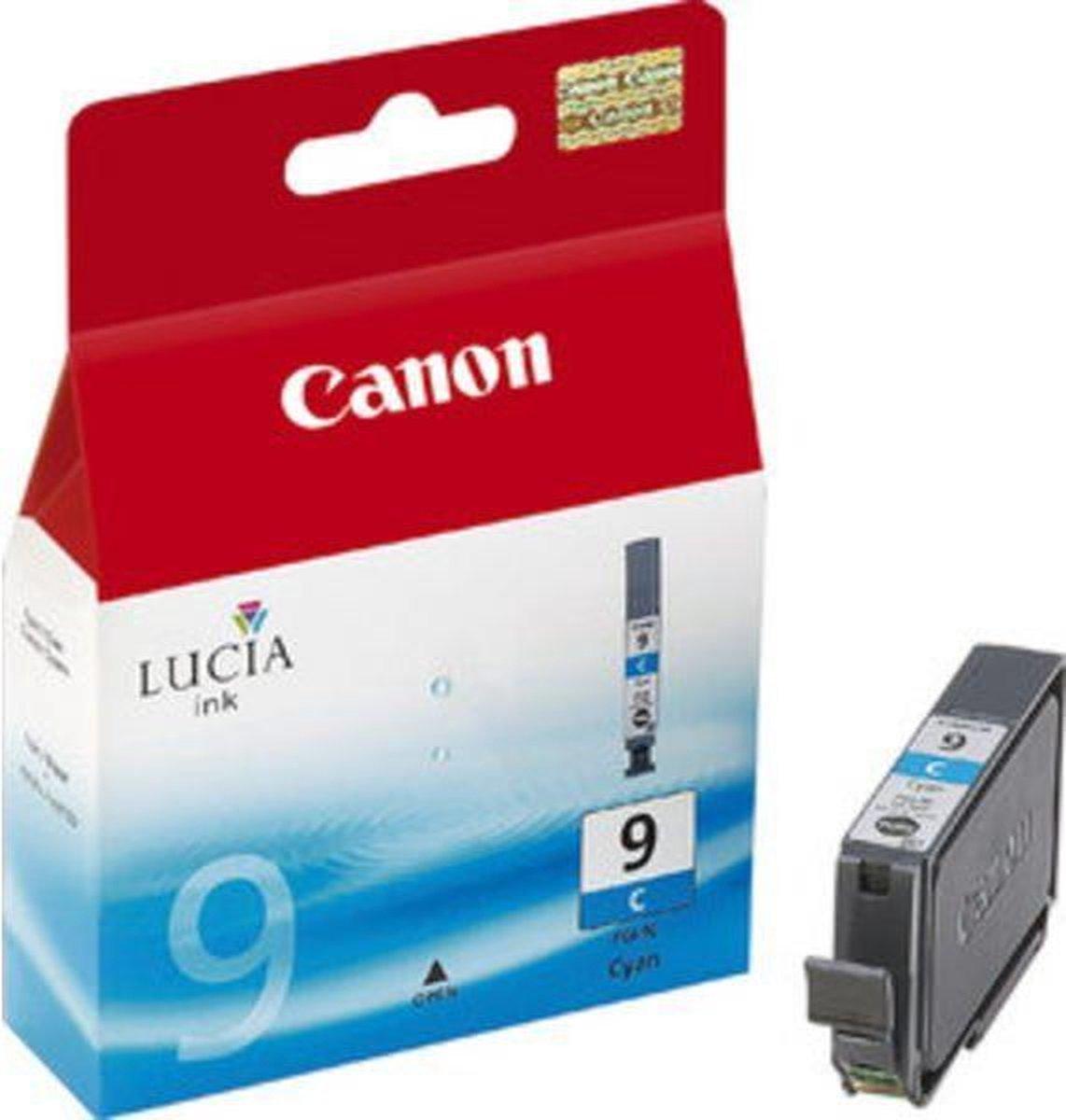 Canon PGI-9C cyaan