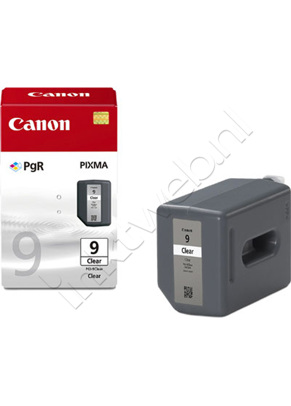 Canon PGI-9 Clear transparant