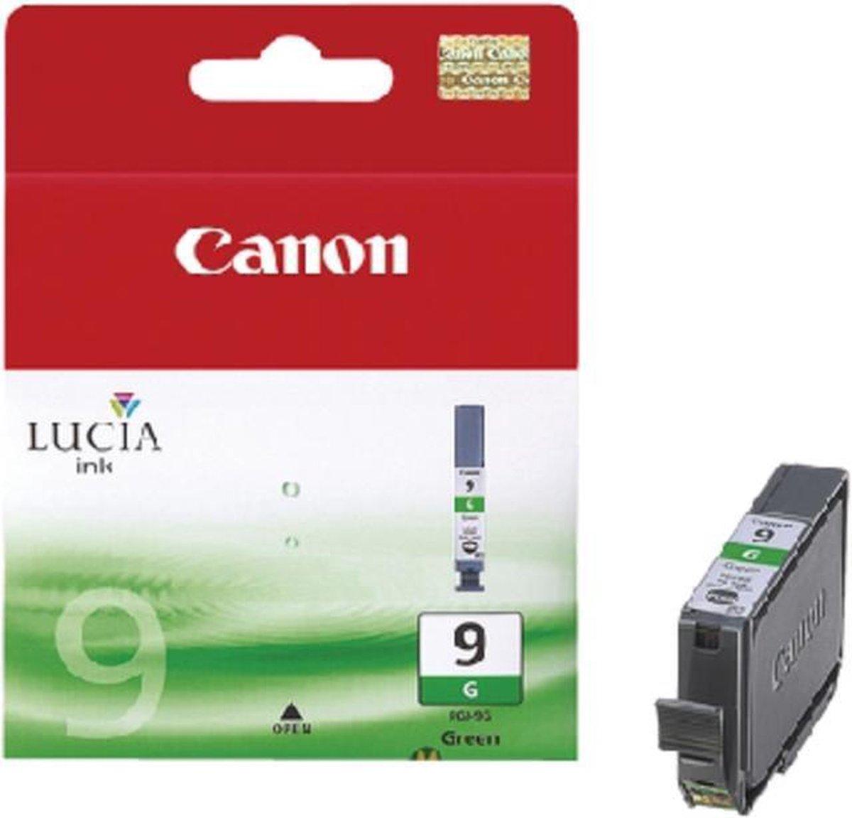 Canon PGI-9G groen