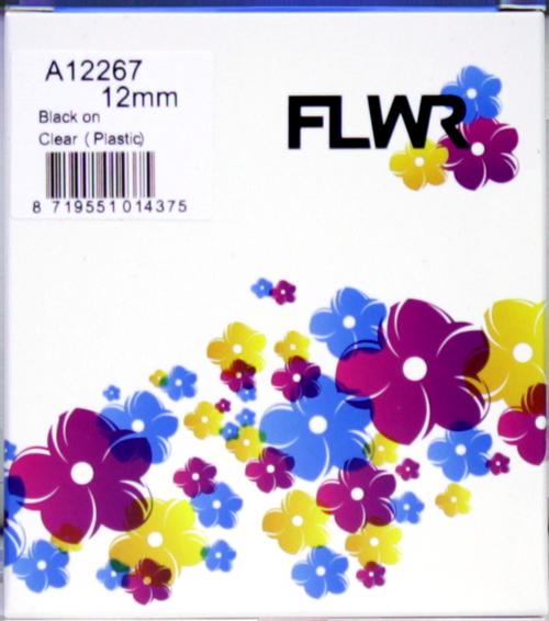 FLWR Dymo 12267 zwart