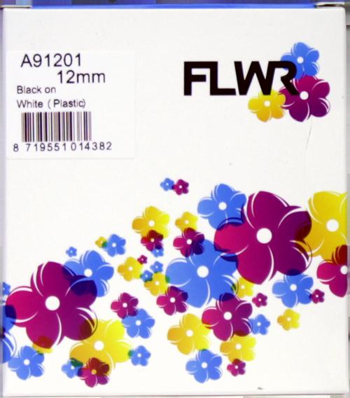 FLWR Dymo 91201 zwart