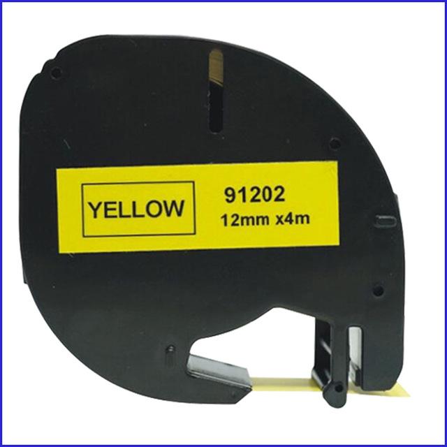 FLWR Dymo 91202 zwart