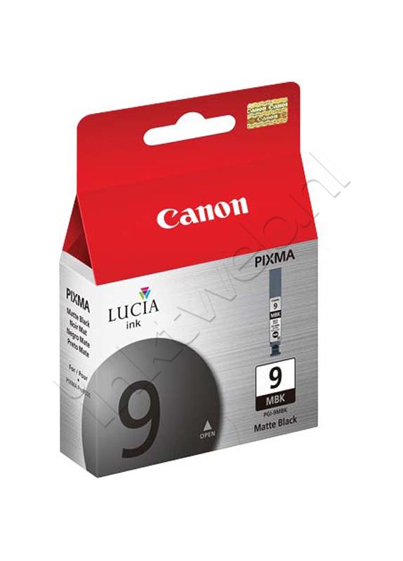 Canon PGI-9MBK mat zwart