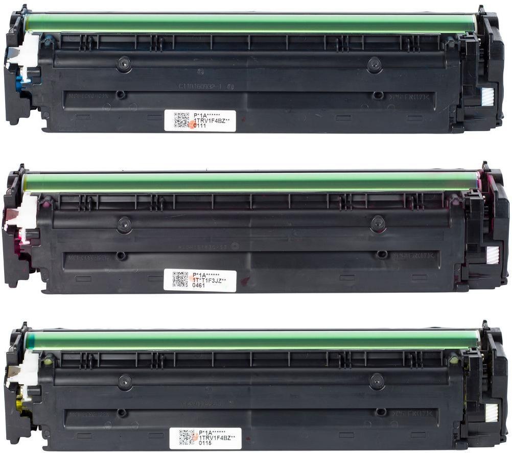 HP 131A 3-pack kleur