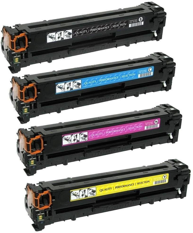 HP 305A 4-pack zwart en kleur