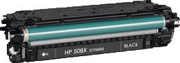 HP 508X zwart