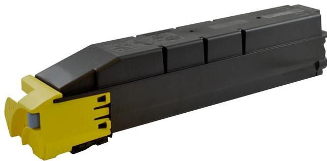 Huismerk Kyocera Mita TK-8600 geel