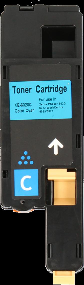FLWR Xerox Phaser 6020 cyaan