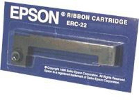 Epson ERC-22 inktlint zwart