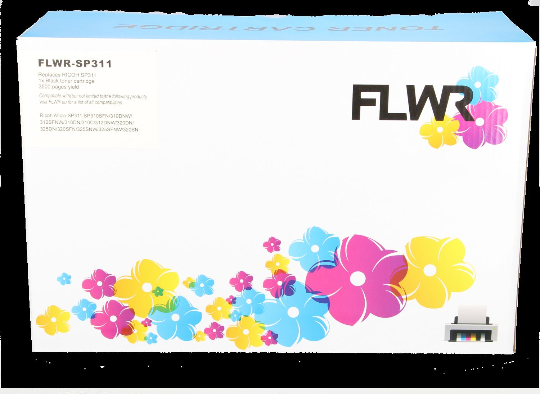 FLWR Ricoh 407246 zwart