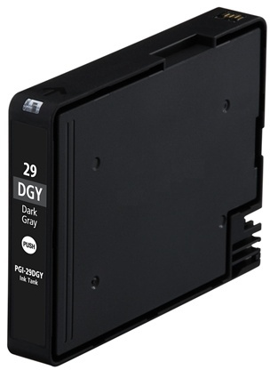 Canon PGI-29DGY donker grijs