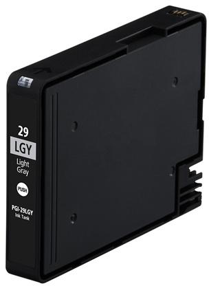 Huismerk Canon PGI-29LGY licht grijs