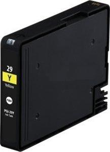Huismerk Canon PGI-29Y geel