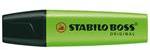 Stabilo Markeerstift Boss groen