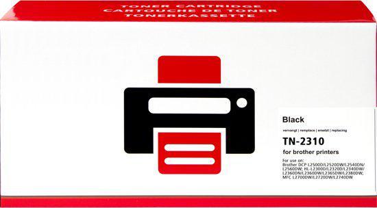 Huismerk Brother TN-2310 zwart