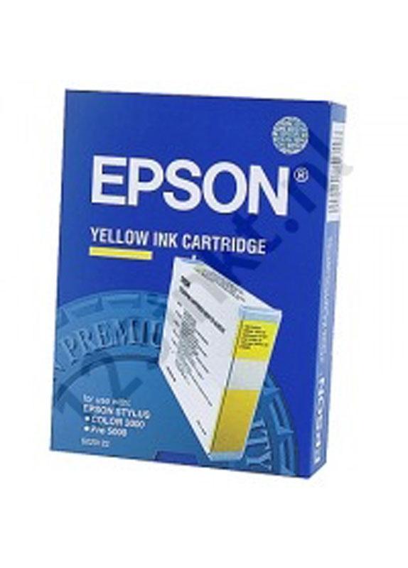 Epson S020122 geel