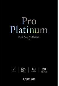 Canon PT-101 Professioneel A3 Fotopapier Platinum