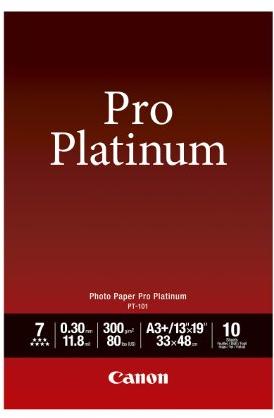 Canon PT-101 Professioneel A3+ Fotopapier Platinum