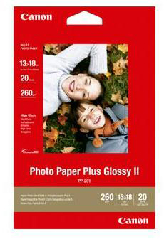 Canon SG201 foto papier plus 10x15cm