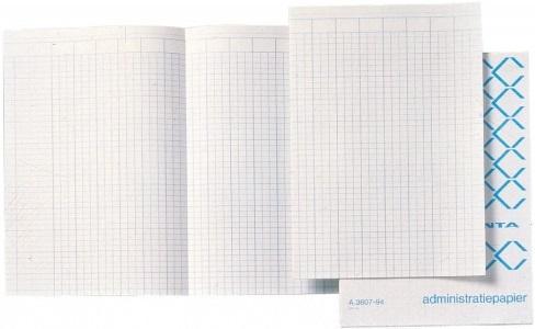 Atlanta Accountantspapier A4 14-koloms