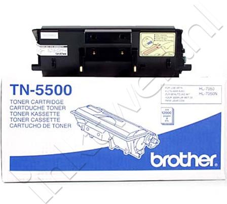 Brother TN-5500 zwart