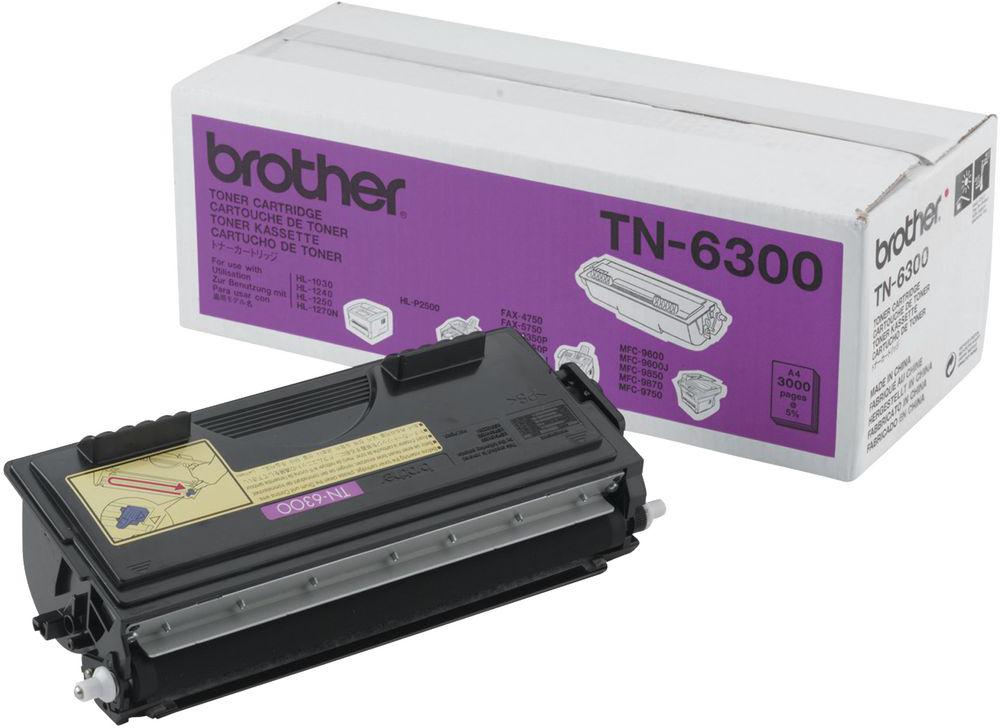 Brother TN-6300 zwart