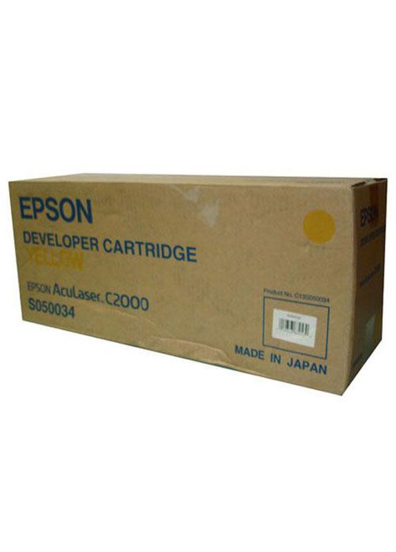 Epson S050034 geel