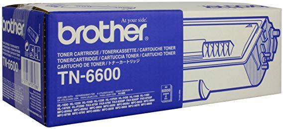 Brother TN-6600 zwart