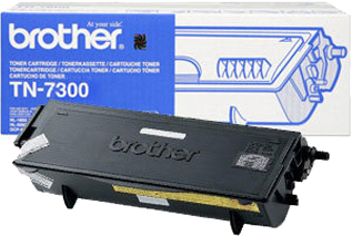 Brother TN-7300 zwart