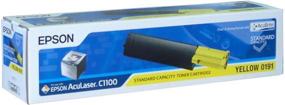 Epson C1100 / CX11 geel