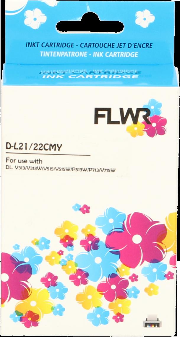 FLWR Dell 22 / 592-11329 kleur
