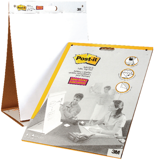 3M Post-it 563 Meeting Chart 508X584MM 6-pack