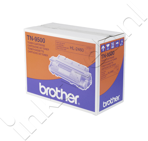 Brother TN-9500 zwart