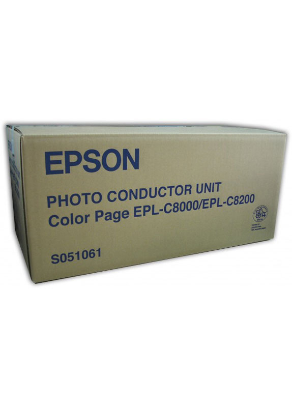 Epson C8000 photoconductor unit zwart en kleur