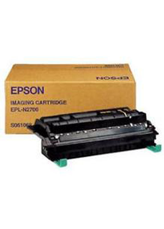Epson S051068 imaging unit zwart