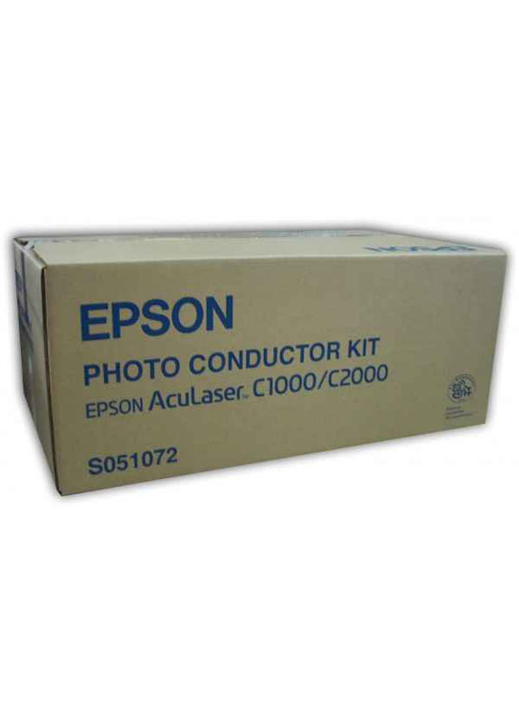 Epson S051072 Photoconductor Kit zwart en kleur