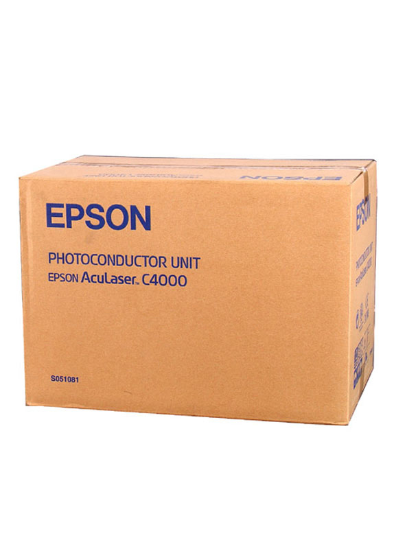 Epson S051081 Photo Conductor Unit zwart en kleur