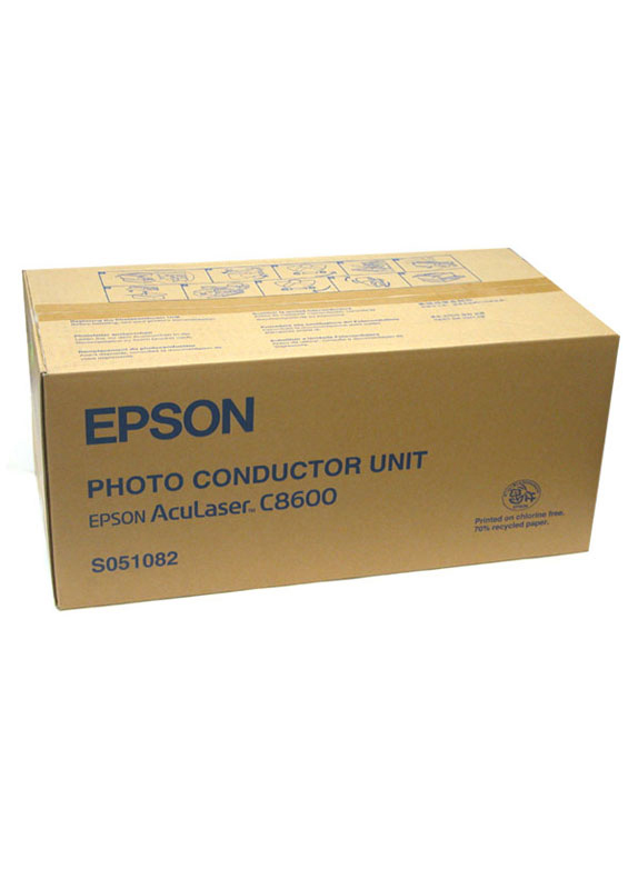 Epson S051082 Photo Conductor Unit zwart en kleur