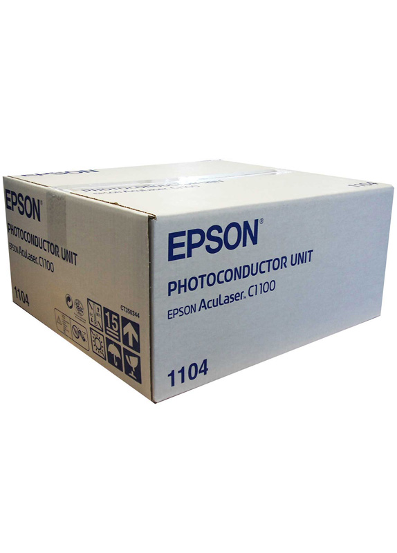 Epson C1100 / CX11 / CX21 Photo Conductor Unit zwart