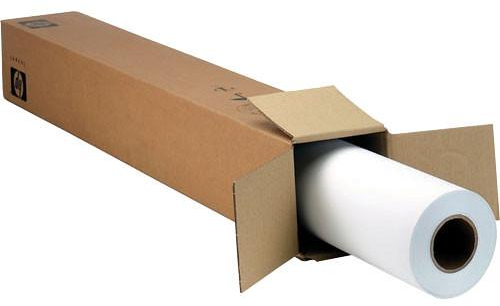 HP Coated Papier rol 42 Inch wit