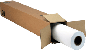 HP Coated Papier rol 24 Inch wit