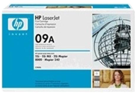 HP 09A zwart