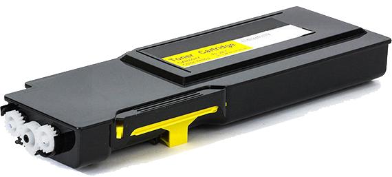 Huismerk Dell C2660 geel