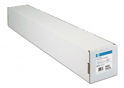HP Coated Papier rol 36 Inch wit