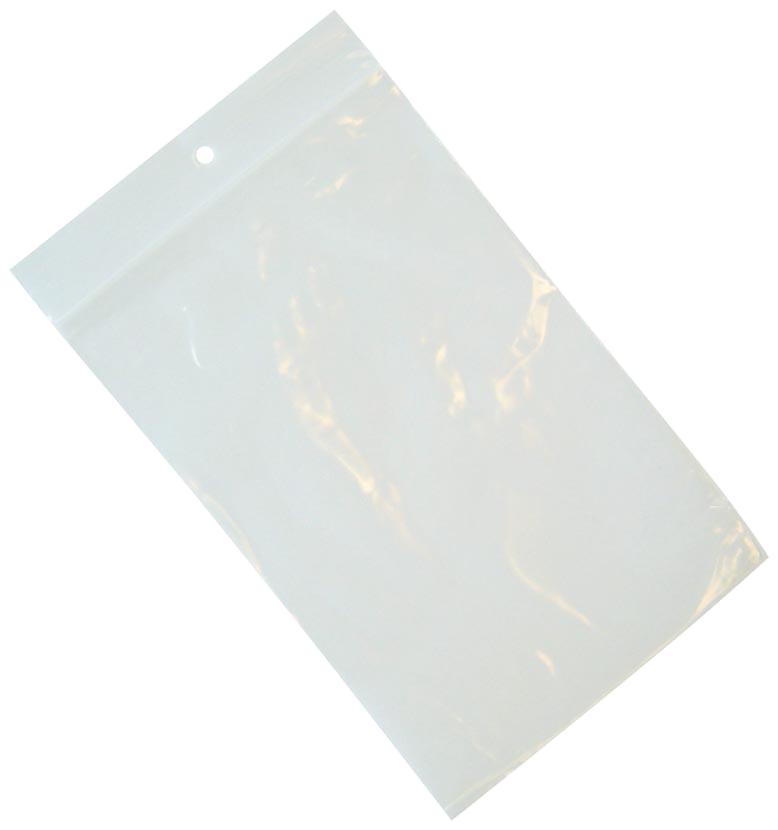 Merkloos Gripsealzakje 40 x 60mm 100 stuks transparant