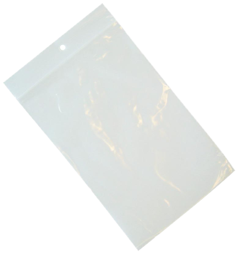 Merkloos Gripsealzakje 100 x 150mm 100 stuks transparant