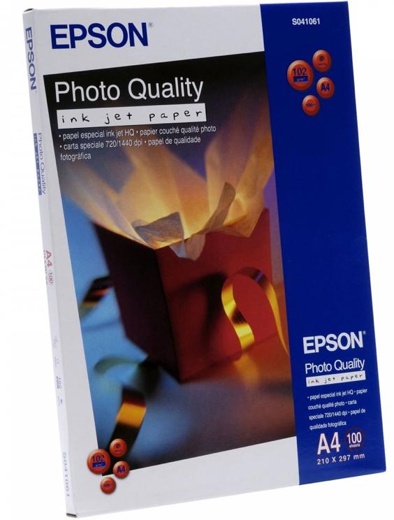 Epson Fotopapier A4 mat wit