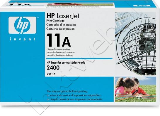HP 11A zwart