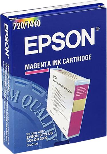 Epson S020126 magenta