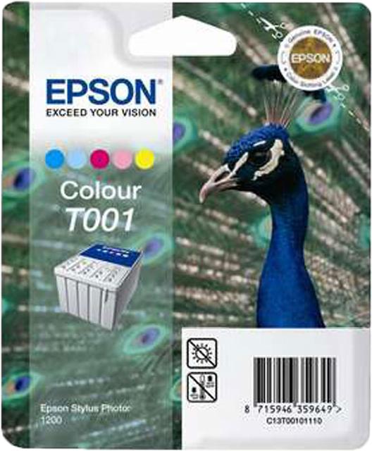 Epson T001 kleur